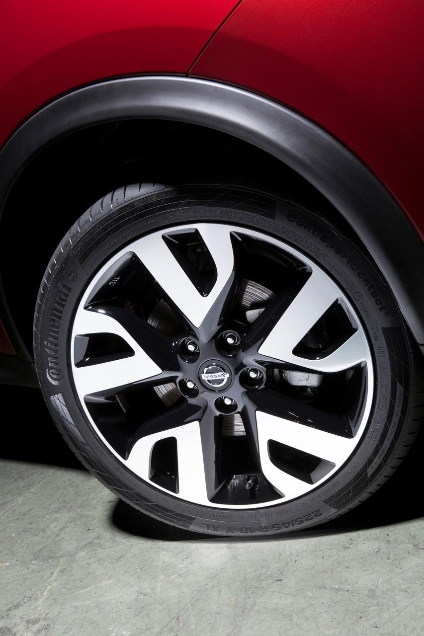 Foto de Nissan Juke N-Tec (11/17)