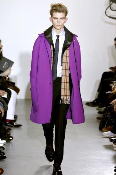Moda para hombres: colores animados para el ropero