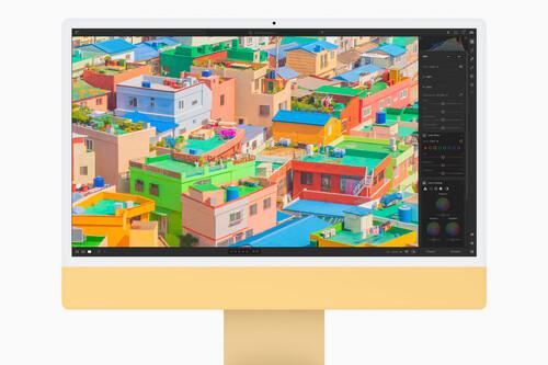 Comparativa iMac 2021 vs iMac 2020: Diseño, pantalla, procesadores, conectividad y más
