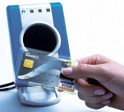 Tarjetas de crédito perfumadas
