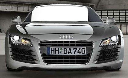 Audi R8, las fotos oficiales y datos