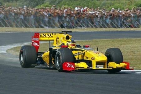 Renault tendrá listo el F-duct para el GP de Bélgica