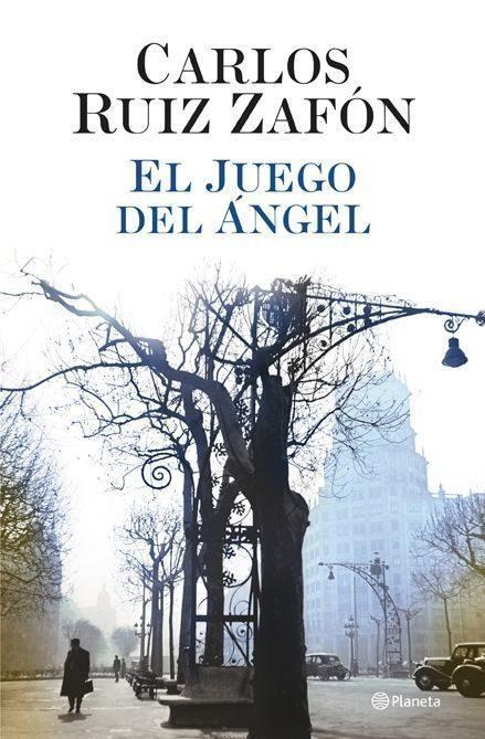 La sombra del ángel, Carlo Ruiz Zafón
