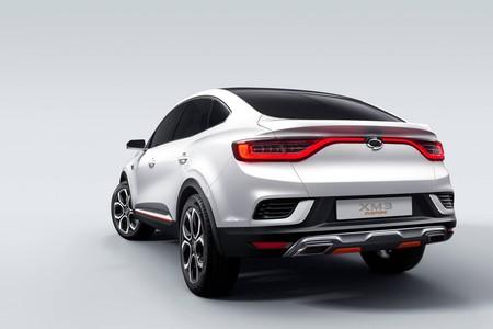 Renault Samsung XM3 Inspire Concept