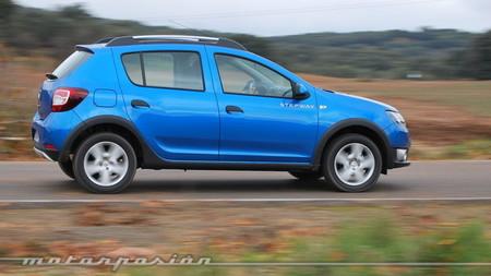 Dacia Sandero Stepway - Ventas en España