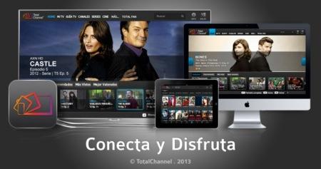 Total Channel, la apuesta de canales premium en Alta Definición a través de Internet