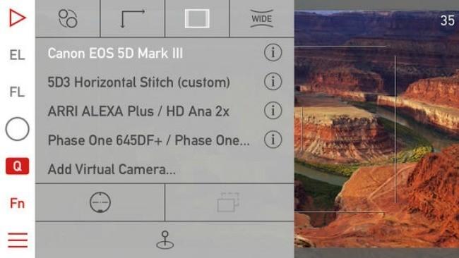 Mark II Artist´s Viewfinder, descubre como se verán tus fotos antes de sacarla con esta aplicación para iOS