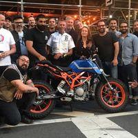 Esta es la historia de una KTM 390 Duke robada y recuperada gracias a la colaboración motera