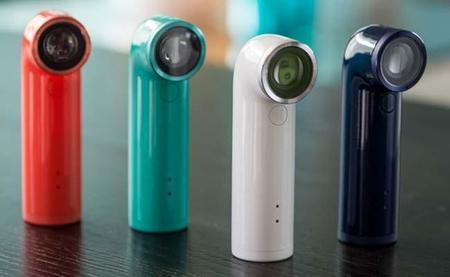 HTC busca competir con la GoPro con su nueva cámara