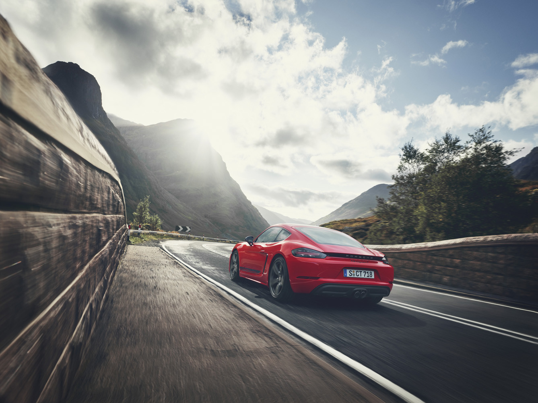 Foto de Porsche 718 Cayman T y Boxster T (12/13)