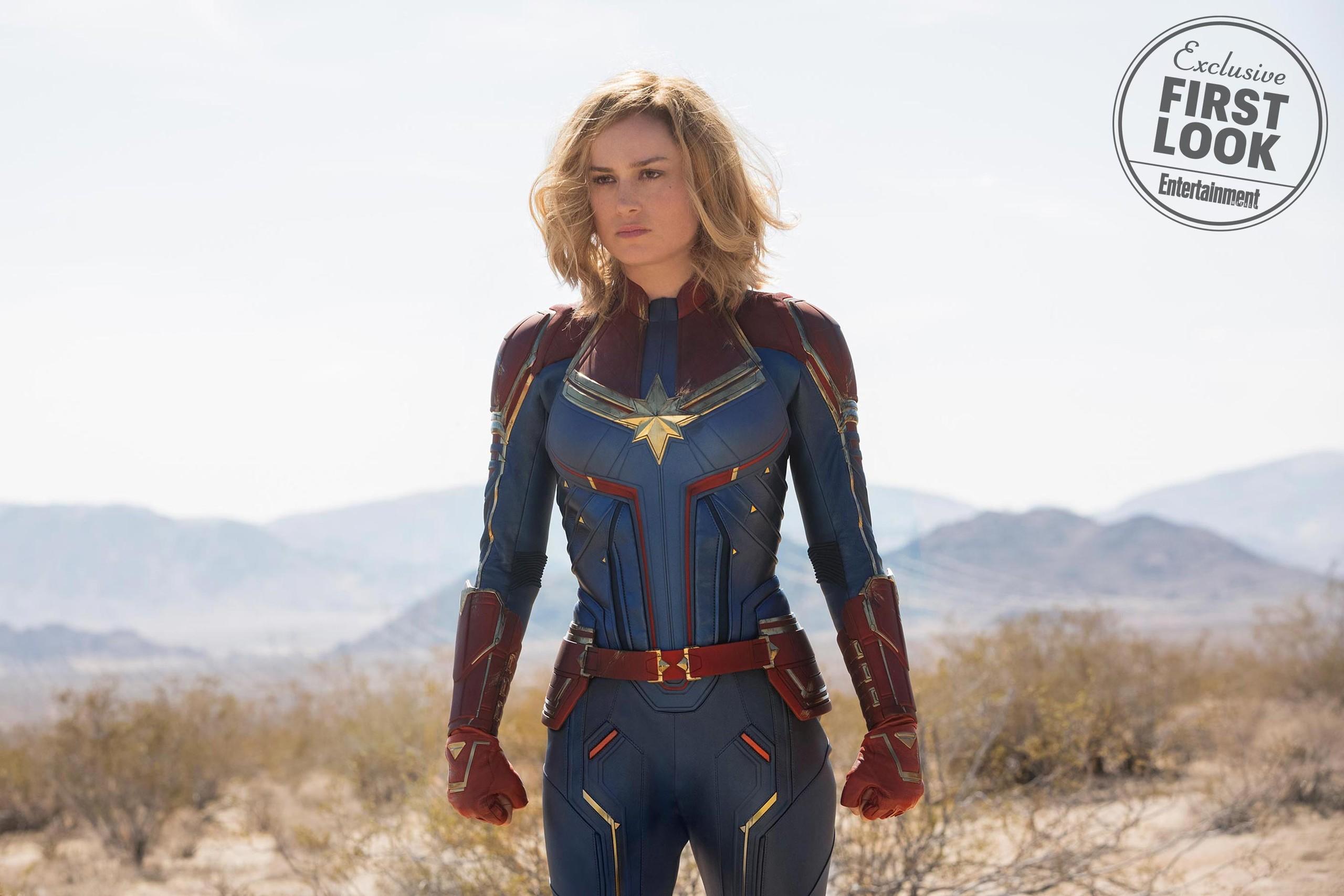 Foto de 'Captain Marvel', primeras imágenes oficiales (1/10)