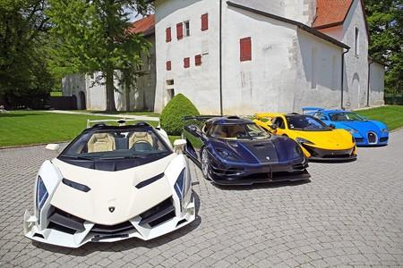 Coches Lamborghini Koenigsegg One:1 Obiang