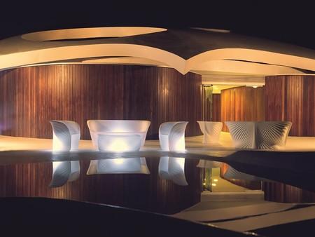 Muebles Con Iluminacion Interior Sofas De Diseno Ross Lovegrove Biophilia