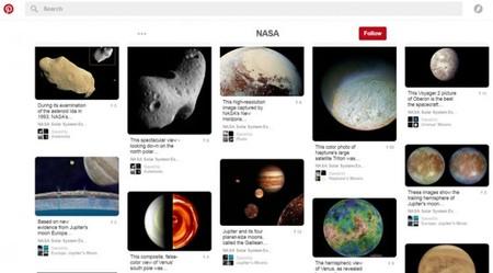 Más de 700 imágenes, gifs y videos son compartidos por la NASA