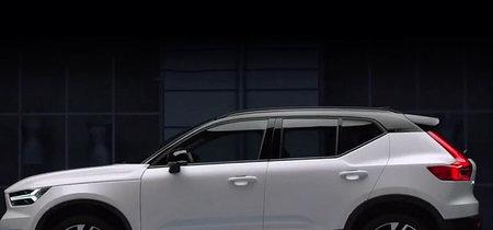 El Volvo XC40 se deja ver antes de hora. Y es tal como lo imaginábamos