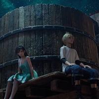 Aquí están las primeras capturas oficiales de Final Fantasy VII Remake en PC... ¡desde la propia cuenta de PlayStation!