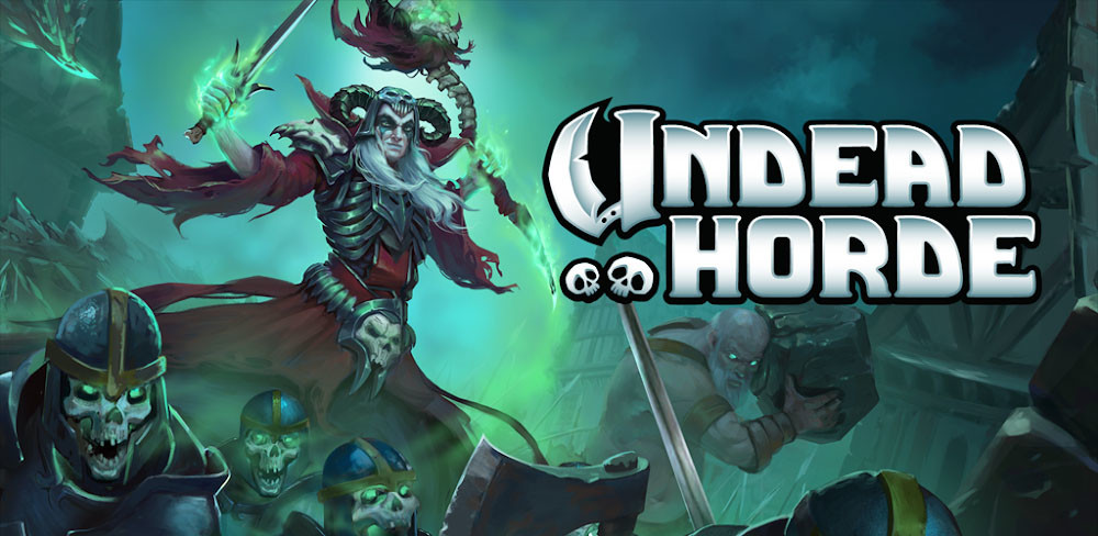 Undead Horde in Android: an addictive hack
