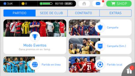 PES 2017 mobile