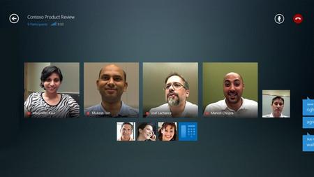 Por fin se integran las videollamadas entre Lync y Skype