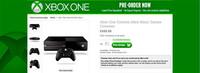 Xbox ONE en preventa para UK por 500€ para finales de noviembre