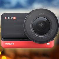 Insta360 ONE R 1-Inch Edition, la cámara de acción con sistema modular con la que Leica quiere revolucionar este sector