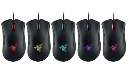 Raszer Deathadder Chroma Mouse