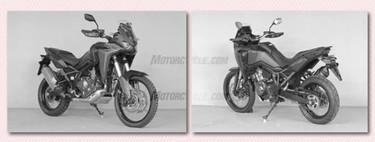 ¡Filtrada! La Honda CRF1100L Africa Twin tendrá más potencia, imagen más afilada y dos versiones