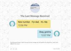 'The last message received' es el Tumblr para llorar con los últimos mensajes de ex parejas o familiares