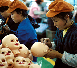 El 34% de los niños chinos tienen un nivel de plomo en sangre excesivamente elevado