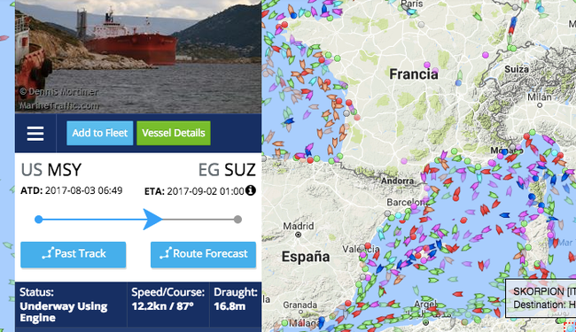 Marinetraffic Global Ship Tracking Intelligence Ais Marine Traffic 2