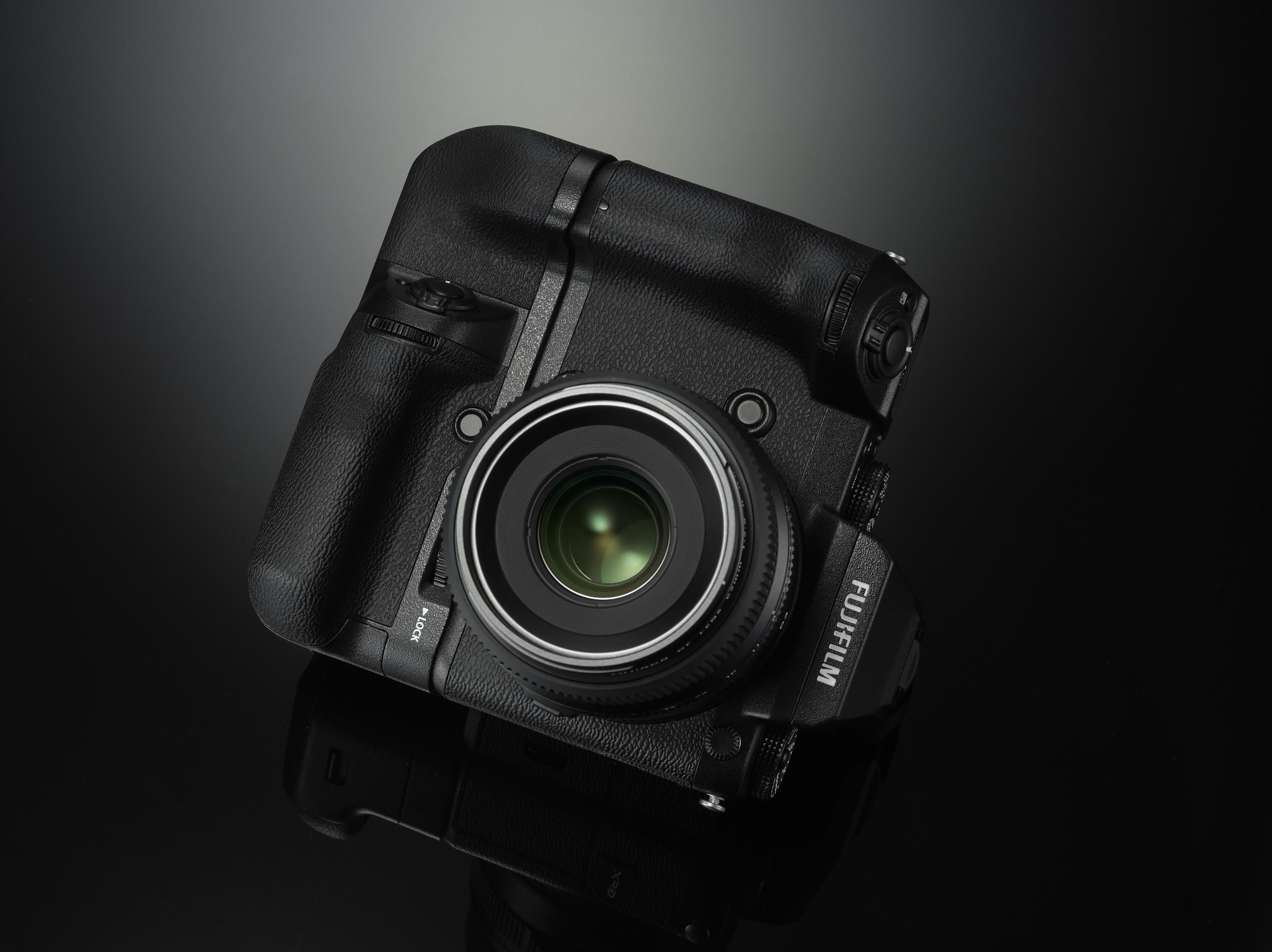 Foto de Fujifilm GFX 50S y objetivos (10/11)