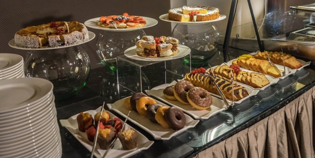 Resultado de imagen de desayuno buffet ingredientes