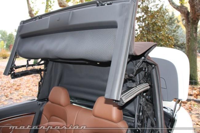 Mecanismo de pliegue techo Audi A5 Cabrio
