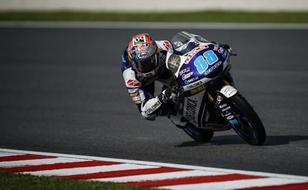 Jorge Martín arrasa en el GP de Malasia y se convierte en campeón del mundo de Moto3