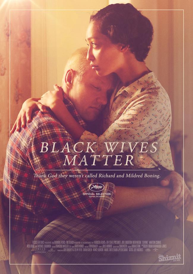 Honest Posters Oscars Loving