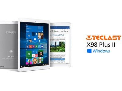Tablet Teclast X98 Plus II 64GB/4GB RAM por 148 euros en GearBest