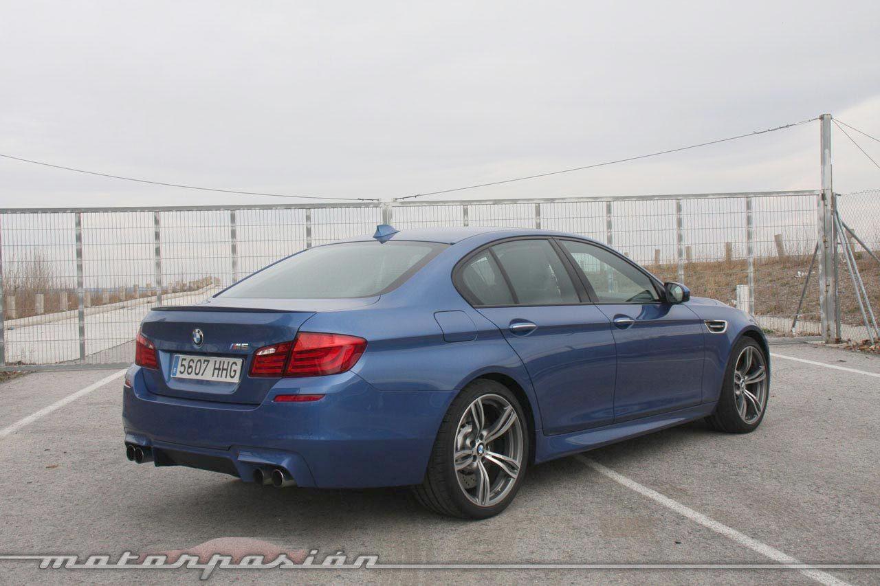 Foto de BMW M5 (Prueba) (48/136)