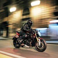 ¡Sorpresa! MV Agusta prepara una moto basada en la Brutale 1000 RR más cómoda para el día a día