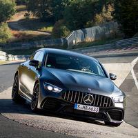 Mercedes-AMG le deja un mensaje a Porsche en video: el GT 63 S quiere de vuelta su récord en Nürburgring