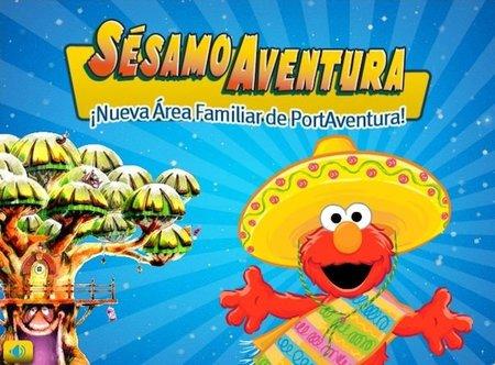 SésamoAventura, nueva área familiar en PortAventura
