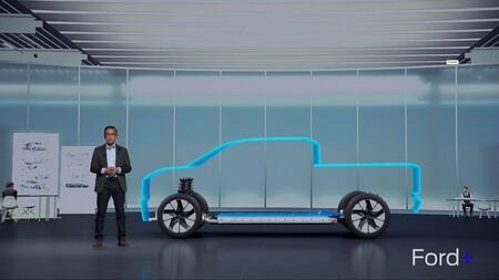 Una segunda pick-up eléctrica es casi un hecho para Ford y Maverick podría ser la elegida para electrificarse