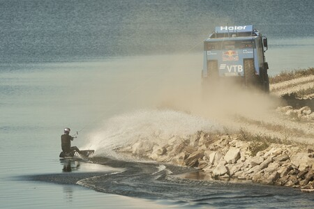 Red Bull Kamaz Wakeboard 1 1