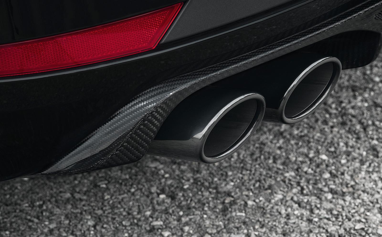 Foto de SEAT León ST CUPRA Black Carbon (1/10)