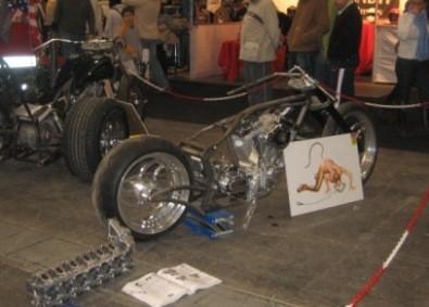 Fotos del Motor Show Festival 2007