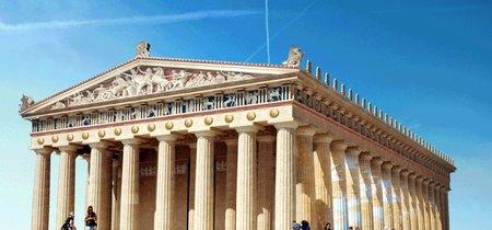 Siete monumentos clásicos reconstruidos para que podamos ver cómo fueron en su máximo esplendor