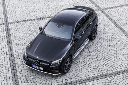 Mercedes Amg Glc 43 4matic Coupe 175