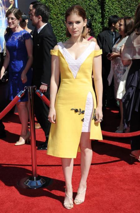 Kate Mara en los premios Emmy