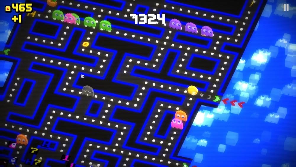 Pacman256