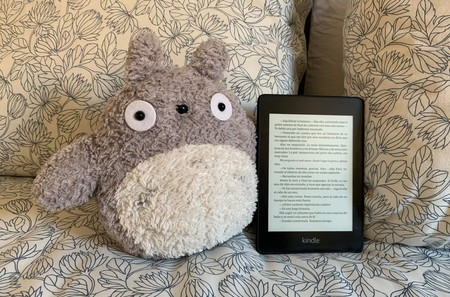 Amazon Kindle Paperwhite Totoro