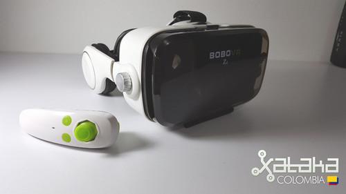 BOBOVR Z4, una alternativa mucho más completa para experimentar las aplicaciones de Google Cardboard